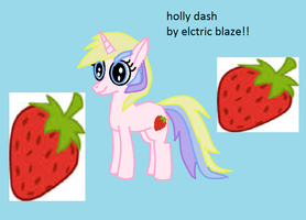 Holly Dash by electricblaze2214