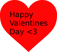 Happy Valentines Day ppl :D by CrazzyCupcake