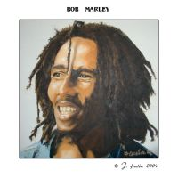 Bob marley by pErs
