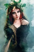 Naiad by mysteria-violent