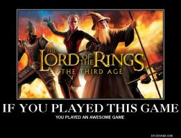 Lord Of The Rings: The Third Age by AlphaMoxley95