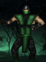MK9 Classic Reptile by DeathsFugitive