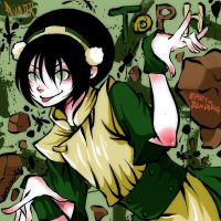 EARTHBENDING TOPH by michivvya