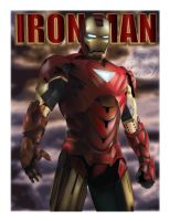IronMan by RyoThorn