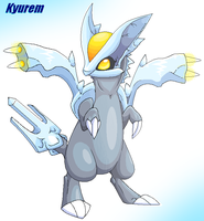 Kyurem by Lynvana
