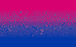 Bisexual Flag - Stylish by TheDrifterWithin