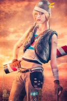 Tank Girl by MeganCoffey
