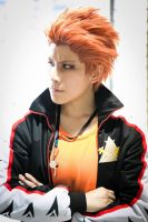 Free! - Seijuro Mikoshiba by roadscream