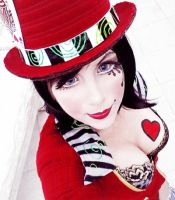 MAD MOXXI COSPLAY by xxDeiChAnXDD