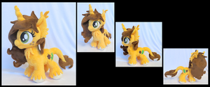 Autumn Oak by fireflytwinkletoes
