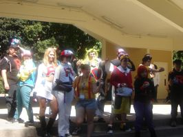 kumoricon pokemon trainers '12 by SquirllyB34R