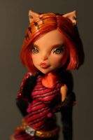 Monster High Toralei Stripe 2 by Armeleia