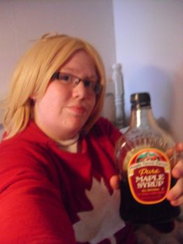 PRUE Maple Syrup by AliceCross1313