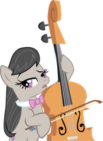 Octavia are you kidding face by Celticfan91