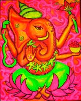 Ganesh by Space-Baby