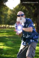 DBZ: Master Roshi ::00 by Shinigami-Child