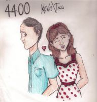 The 4400: Kevin and Tess by SoongCybernetics