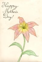 Mother's Day Lily by CanadianGothStalker
