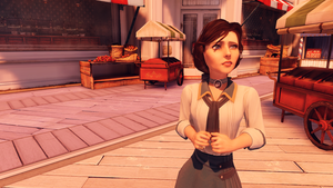 BioShock Infinite - the trouble begins.. by Nylah22