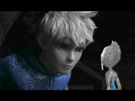 PeriWinkle and Jack Frost by darknEi