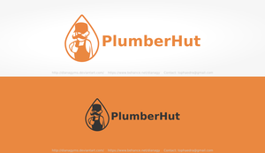 Plumber Logo  (For Sale) by DianaGyms