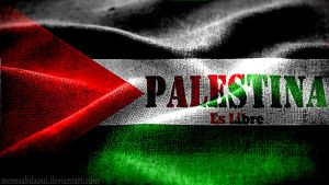 Palestina Es Libre by mossaabdaoui
