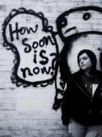 How soon is now? by xcr33chx
