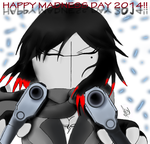 Happy Madness Day 2014 by DracorusTerra