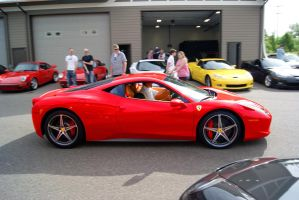 900th Deviations Special: 458 by rioross
