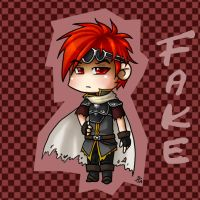 Chibi Dark Roy by roseannepage