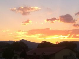 Sunrise in Philmont NM by KeepingPokemonEpic