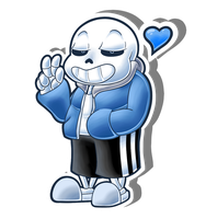 Cool Sans by snowzahedghog
