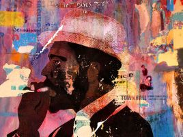 Thelonious Monk Solo Blues by alsature