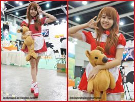 ACG HK 2015 - League of Legends - Annie by leekenwah