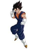 Vegetto by RuokDbz98