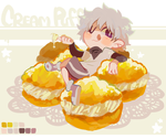 fuwafuwa CREAM PUFF by JuiceBox-Tea