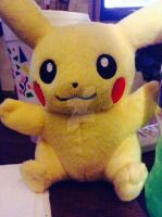 Introducing Piko the Pikachu by Bleachrox95