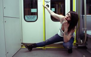 Train Rebel by ChantelleMarieee