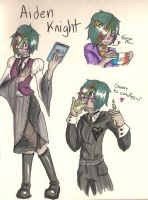Aiden Knight Revised by AlClair