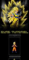 Dragonball Aura Tutorial by vegetth87