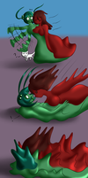 Dulee meets Rugu MORE p1 by DoodleDowd
