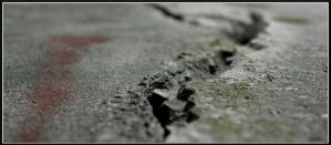 And the cracks... by The-Sentenced