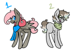 MLP Adoptable Auction #2 CLOSED by Nyan-Adopts-2000