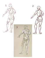 Tutorial - Figure Drawing 06 by sheldonsartacademy