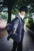 Psycho-Pass: Shinya Kogami 32 by J-JoCosplay