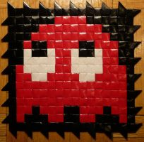 Pac Man - Blinky by LoDuris