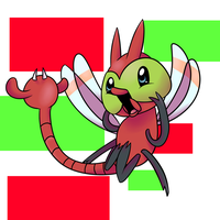 Favorite Bug Pokemon by Luckynight48