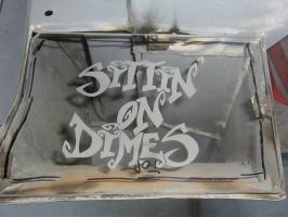 Sittin' On Dimes by Ashes360
