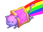 Nyan Cat by moni158
