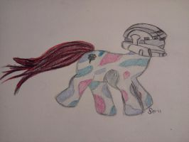 Orbital Drop Shock Pony by Chesca01